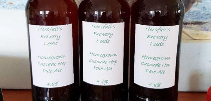 wet hop pale ale recipe